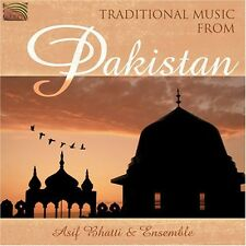 Asif Bhatti - Traditional Music from Pakistan [New CD]