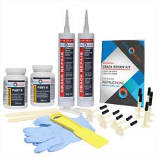 """DIY FLEXKIT-100 Crack Repair Kit - 1/16"""" - 1/2"""" Wide Cracks"""