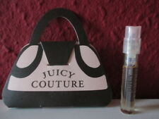 JUICY COUTURE ~ Smells like Couture ~ Parfum Probe NEU/OVP
