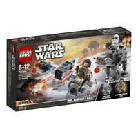 LEGO 75195 STAR WARS Ski Speeder Vs Microfighter First Order Walker