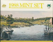 Australia: 1988 Uncirculated set in RAM packaging, SCARCE