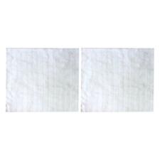 Ceramic Fiber Insulation Blanket Wool Thermal 2300f 8 2 X 12 X 12 2 Pieces