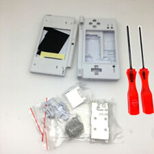 White Repair Full Housing Shell Case Buttons Replacement for Nintendo DSI NDSi