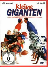 Little Giants , Kleine Giganten , original Wendecover DVD , new , Rick Moranis