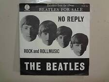 """BEATLES: No Reply- Rock And Roll Music(Berry)-Holland 7"""" Parlophone HHR- 136 PSL"""