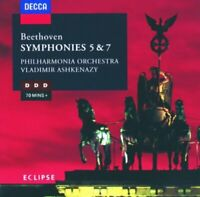 Philharmonia Orchestra - Beethoven - Symphonies (CD) (1995)
