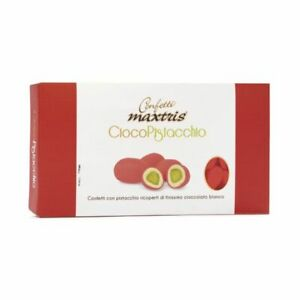 Confetti MAXTRIS 500 gr CIOCOPISTACCHIO rosso 0ACN