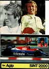 3 Autogrammkarten Jochen Rindt Jo Gartner Helmut Marko