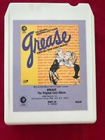 The Original Broadway Cast Album Grease Musical VINTAGE 8 TRACK TAPE