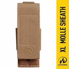 New Leatherman Xl Brown Molle Sheath For Muut Eod Super Tool 300 Surge 930366