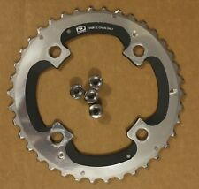 Shimano FC-M980 chainring for All mountain double, 38T AH outer bolts