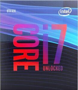 Intel Core i7-9700K 3,6 GHz Octa-Core