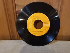 Country 45 Mac Wiseman Ring Of Fire / Me And Bobby McGee On Victore/RCA Records