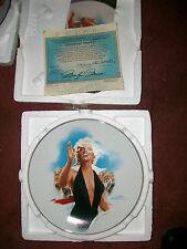 "Marilyn Monroe ""Stopping Traffic"" Collector Plate"