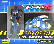 Transformers G1 PE Perfect Effect E-DX01B RC Motorbike Space Motobot Blue MISB