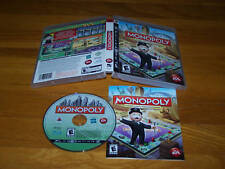 Monopoly  (Playstation 3, 2008) ***** Used *****
