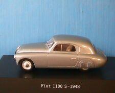 FIAT 1100S SILVER 1948 STARLINE # 515023 1/43 SILBER ARGENT ARGENTE MODELCAR