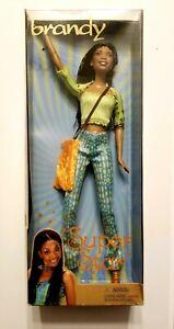 2000 BRANDY Super Star Barbie by MATTEL #29015 NRFB