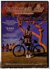 Emmanuels Gift (DVD, 2006) Narrated by Orah Winfrey