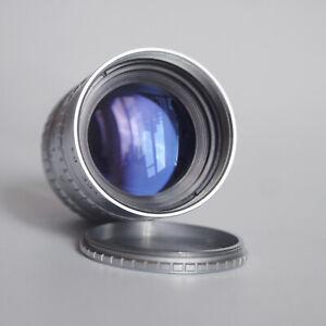 Objectif C Mount PIERRE ANGENIEUX PARIS 75 mm F2.5 type P3 french movie lens