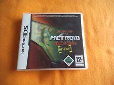 Demo Metroid Prime Hunters First Hunt Nintendo DS
