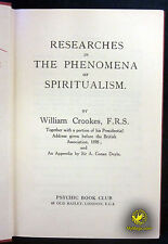 Researches In The Phenomena of Spiritualism :: 1953