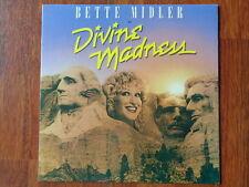 BETTE MIDLER / 33T /  DIVINE MADNESS