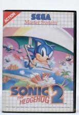 SEGA Master System Spiel - Sonic the Hedgehog 2 Modul