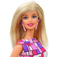 Barbie 2000 bueno estar a la Moda Muñeca Rubia Vestido Rosa