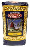 3 x 1 Kg  Gülcan Popcorn Mais Puffmais Extra Qualität - Patlak Misir