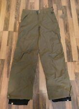 Children ski snowboard  trousers size 3 (L) Billabong London #A145