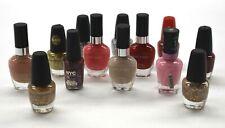 Nail Polish Various Brands & Colors LA Colors, Wet n Wild, etc Lot of 13