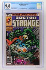 Doctor Strange #35 - Marvel 1979 CGC 9.8 Captain America, Iron Man and Dweller-i