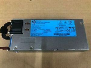 656362-B21 HP 460W Common Slot Platinum Plus Hot Plug Power Supply.