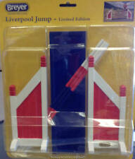 Breyer Collectable Horse Accessory Liverpool  Jump Limited Edition 2016