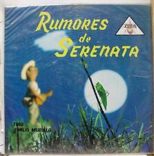 Emilio Murillo Trio - Rumores De Serenata LP VG+ LDZ 2037 Vinyl Columbia Rare