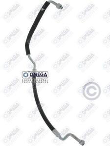 Omega A/C Suction Hose Fits: 02-06 Honda Cr-V 2.4L-L4 (See Chart)