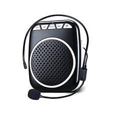 Pyle Portable PA Karaoke Speaker System w/ Mic, Voice Recorder Amplifier PWMA55