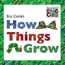 Eric Carle's How Things Grow-ExLibrary