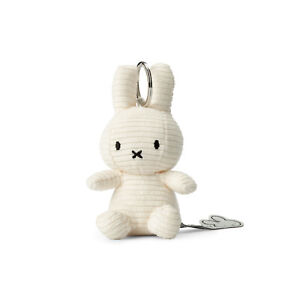 Nijntje & Miffy Schlüsselanhänger Bon Ton Toys Cord sitzend Farbe offwhite 10 cm