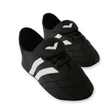 Black Edible Sports Boots Shoe Football Boots Cake Decoration Topper Free Post