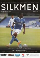Macclesfield Town v Hartlepool United 2017-2018