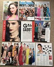 RARE Gal Gadot Posters & Articles! Wonder Woman
