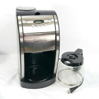 Cuisinart Automatic Grind & Brew DGB-550 12-Cup Programmable Coffeemaker Working