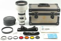 【 Near Mint+++ 】 MINOLTA AF APO TELE 300mm F/2.8 HIGH SPEED Lens From Japan #150