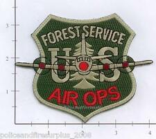 United States - US Forest Service Air Ops Fire Patch