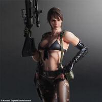 Play Arts Kai Metal Gear Solid Phantom Pain PVC Action Figure Model Toy