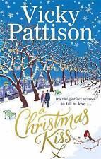 Very Good, A Christmas Kiss (Christmas Fiction), Pattison, Vicky, Book