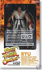 Used Kaiyodo Revoltech SFO Street Fighter Ryu