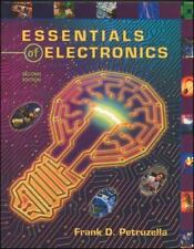 Essentials of Electronics with MultiSIM CD-ROM by Petruzella, Frank D.